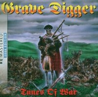 Grave Digger. Tunes Of War (CD)