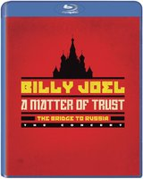 Billy Joel. A Matter of Trust: The Bridge to Russia (Blu-Ray)