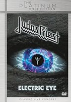 Judas Priest. Electric Eye (The Platinum Collection) (DVD)