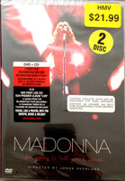 Madonna. Im Going To Tell You A Secret (DVD + CD)