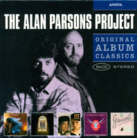 The Alan Parsons Project. Original Album Classic (5 CD)