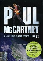 Paul McCartney. The Space Within Us Live in the US (DVD)