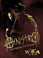 Ministry. Enjoy The Quiet: Live at Wacken 2012 (DVD + CD)
