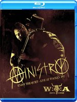 Ministry. Enjoy The Quiet: Live at Wacken 2012 (Blu-Ray)