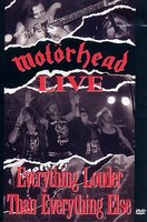 Motörhead. Everything Louder Than Everything Else (DVD)