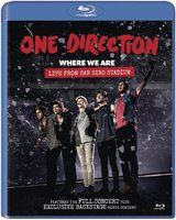 One Direction. Where We Are (Live From San Siro Stadium) (Blu-Ray)