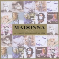 Madonna. The Complete Studio Albums (1983-2008). (11 CD)