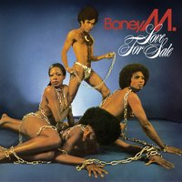 Boney M. Love For Sale (LP)