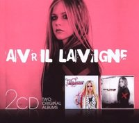Avril Lavigne. Under My Skin. The Best Damn Thing (2 CD)