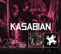 Kasabian: West Rider Pauper Lunatic Asylum / Velociraptor! (2 CD)