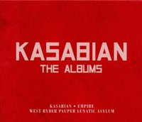 Kasabian. The Albums (3 CD)