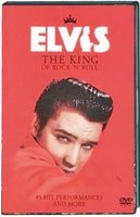 Elvis Presley. The King Of Rock 'N' Roll - 30 Hit Performances And More (DVD)