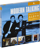 Modern Talking. Original Album Classics (The First Album / Let's Talk About Love / Ready For Romance / In The Middle Of Nowhere / In The Garden Of Venus) (5 CD)