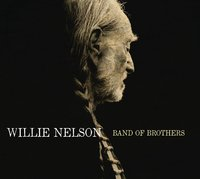 Willie Nelson. Band Of Brothers (CD)