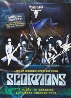 DVD Scorpions. Live at Wacken Open Air 2006