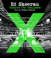 Ed Sheeran. Jumpers For Goalposts Live At Wembley Stadium (Blu-Ray)