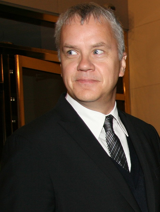 tim robbins height