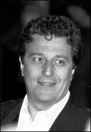 christian clavier height
