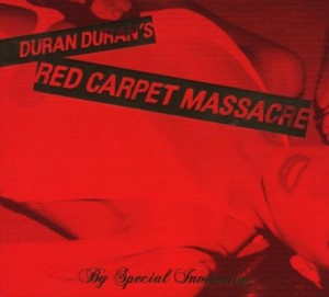DVD + Audio CD Duran Duran: Red Carpet Massacre Limited Edition Special Package (CD + DVD)