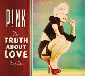 DVD + Audio CD Pink: The Truth About Love. Fan Edition (CD + DVD)