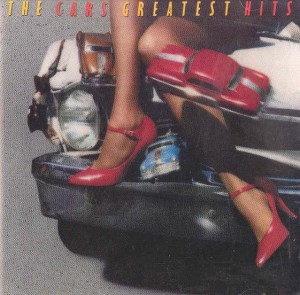LP The Cars: The Cars Greatest Hits (LP)