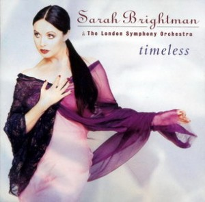 Audio CD Sarah Brightman: Timeless