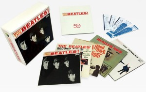 Audio CD The Beatles: The Japan Box