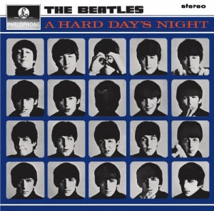 LP The Beatles: A Hard Day's Night (LP)