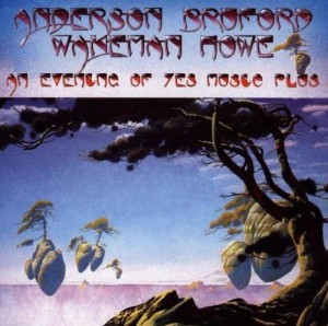 LP Anderson Bruford Wakeman Howe: An Evening Of Yes Music Plus vol.2 (LP)