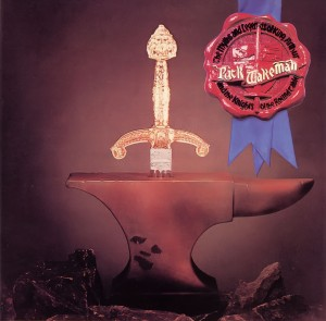 LP Rick Wakeman: The Myths And Legends Of King Arthur And The Knights Of The Round Table (LP)