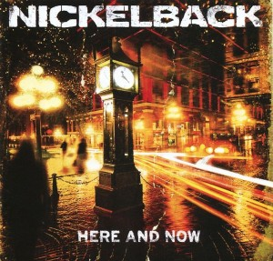 Audio CD Nickelback. Here And Now