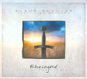 Audio CD Klaus Schulze & Lisa Gerrard: Rheingold (Live At The Loreley)