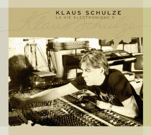 Audio CD Klaus Schulze: La Vie Electronique 9