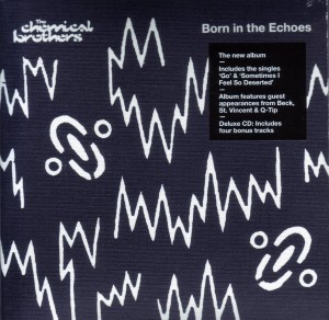 Audio CD The Chemical Brothers: Born In The Echoes - Deluxe