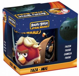 ����� ������ ������������ � ���������� �������� (320 ��). Angry Birds Star Wars