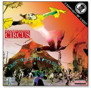 Audio CD Pantomiman. Circus