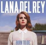 Audio CD Lana Del Rey. Born To Die