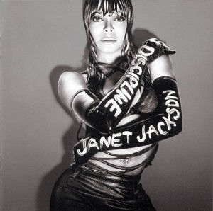 Audio CD Janet Jackson. Discipline