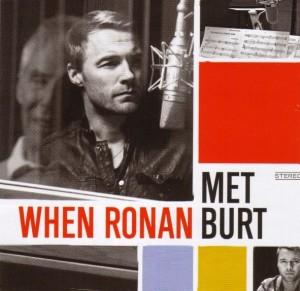 Audio CD Ronan Keating, Burt Bacharach. When Ronan met burt