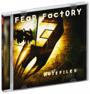 Audio CD Fear Factory. Hatefiles
