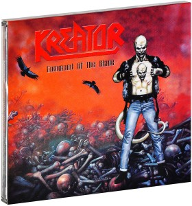 Audio CD Kreator. Command of the Blade