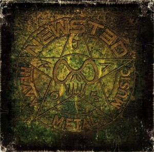 Audio CD Newsted. Heavy Metal Music