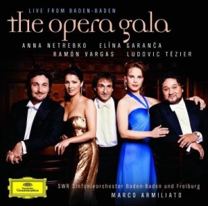 Audio CD The Opera Gala. Live From Baden-Baden
