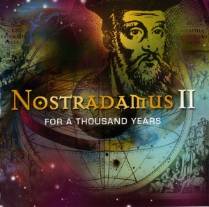 Audio CD Nostradamus II. For A Thousand Years