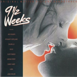 Audio CD 9 1/2 Weeks. Original Motion Picture Soundtrack