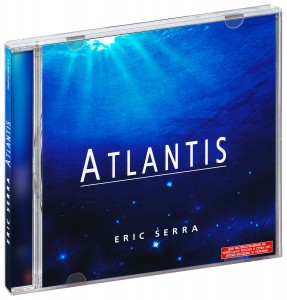 Audio CD Eric Serra. Atlantis. Original Soundtrack