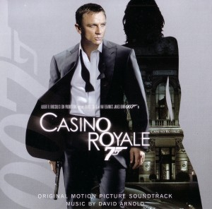 Audio CD Casino Royale. Original Motion Picture Soundtrack