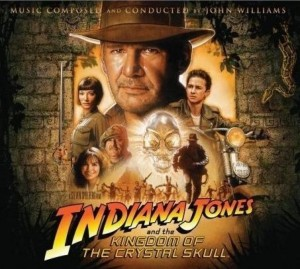 Audio CD Indiana Jones And The Kingdom Of The Crystal Skull. Original Motion Picture Soundtrack