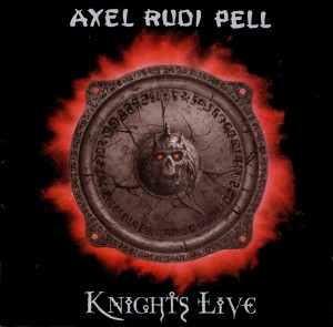Audio CD Axel Rudi Pell. Knights Live