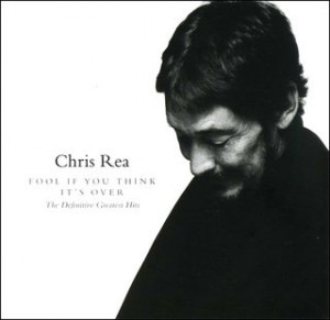 Audio CD Chris Rea. Fool If You Think It's Over. The Definitive Greatest Hits